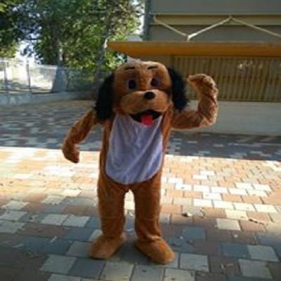 בובות ענק כלב גלריה