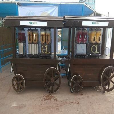 ברד ואייס קפה גלריה