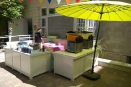 הפעלת דוכני מזון