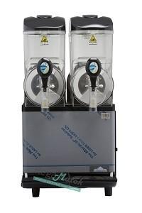 מכונת ברד/אייס קפה 2 תאים מקצועית חברת carpigiani למכירה