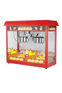 מכונת פופקורן מקצועית כפולה מהירה במיוחד למכירה