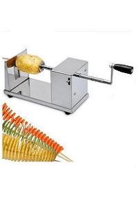 מכשיר לחיתוך צ'יפס ספירלה על מקל