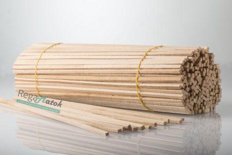 מקלות למכונת סוכר דגם עבה ומחוספס-1000 יח'