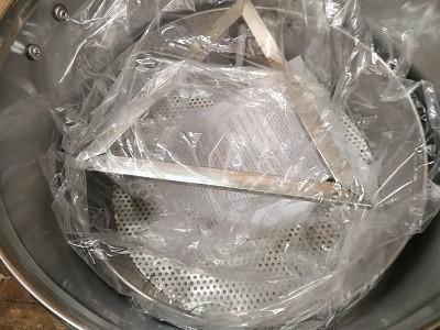 סיר תירס חם 35L