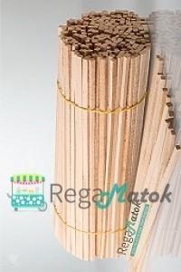 מקלות למכונת סוכר דגם עבה ומחוספס-250 יח'