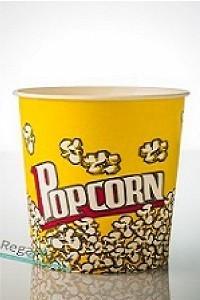 כוסות פופקורן 1 ליטר-100 כוסות