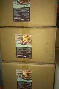 אבקה להכנת פנקייק