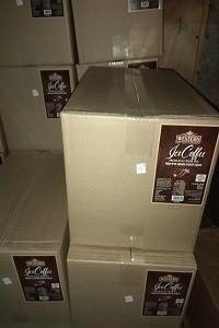 אבקה להכנת אייס קפה