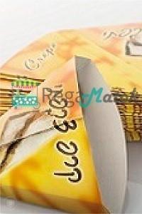 קרטוניות לקרפ צרפתי-250 יח'