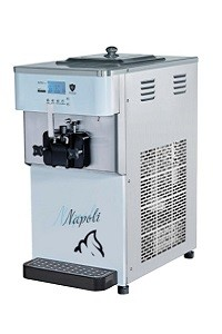 מכונת גלידה אמריקאית NAPOLI MINI